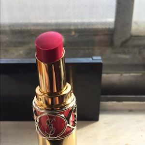 New ysl Lipstick Rouge Volupte No 6 full-size